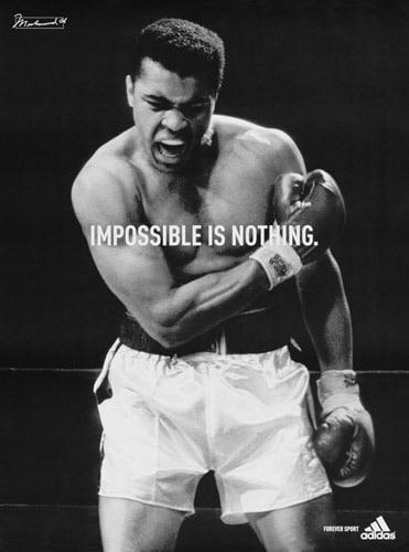 Muhammad Ali – Inspiring Quote