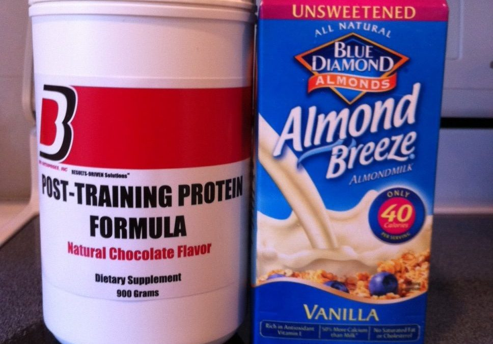 Best Tasting All Natural Protein Shake Ever!