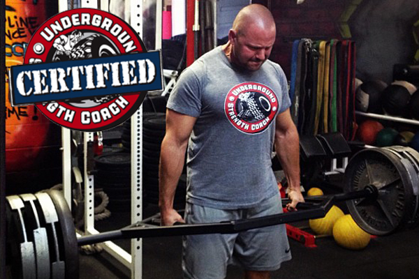 The BEAST aka The Underground Strength Coach is not your typical coach. Listen in to learn from the master.